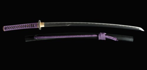 SE3001, Royal Chrysanthemum Katana by Kaneie Sword Art, Free Shipping, MSRP ($2,300.00), Folded/Forged Tamahagane