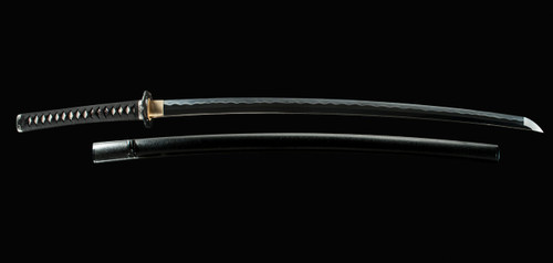 SE3007A, Mountain Spider Katana by Kaneie Sword Art, Free Shipping, MSRP ($1,400.00) T10 Hand Forged Tool Steel