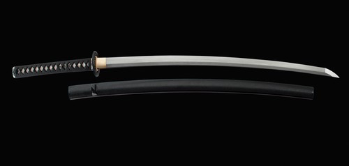 SE3014, Budo - III Robust Cutting Katana by Kaneie Sword Art, Free Shipping, MSRP ($550.00), 1060 High Carbon Steel