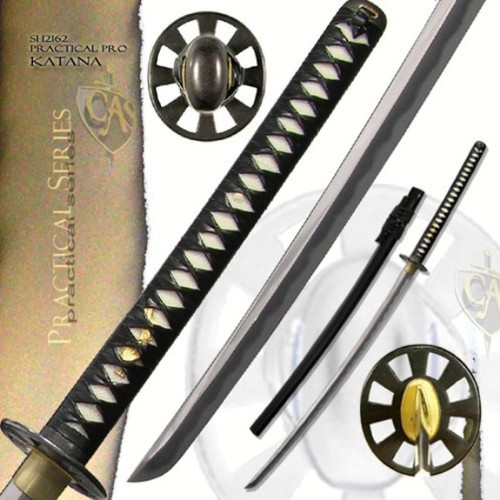 SH2162, Practical Pro Katana, by Hanwei Forge, Free Shipping MSRP ($510.00), High Carbon Forged Blade Steel