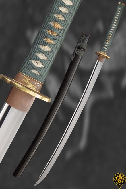 SH2359, Praying Mantis Katana, by Hanwei Forge, Free Shipping, MSRP ($1,900.00), Clay Tempered Steel