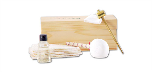 OH1003, Japanese Sword Maintenance Kit by Hanwei Forge, Free Shipping, MSRP ($40.00)