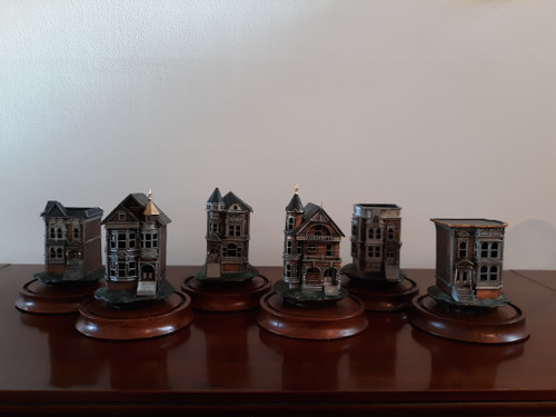 LEGENDS, VICTORIAN HOMES COLLECTION by Legends, Free Shipping, MSRP ($2,100.00)