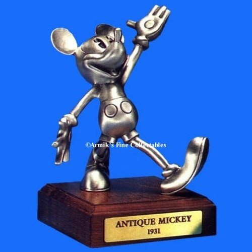 Antique Mickey by Hudson Creek