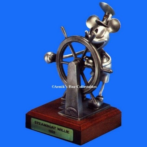 Steamboat Willie by  Hudson Creek, Free Shipping, MSRP ($450.00 )