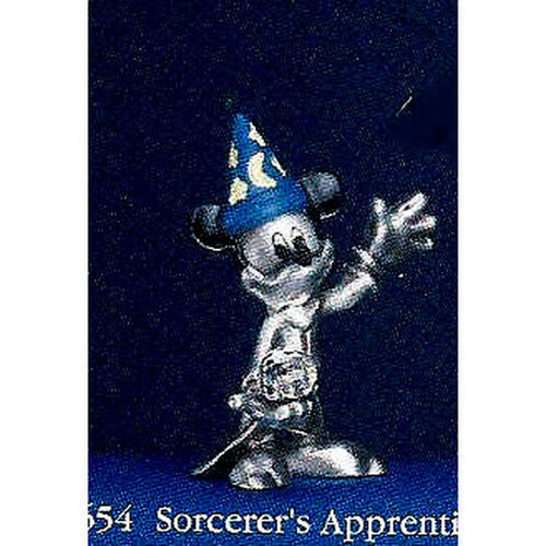 Sorcerer's Apprentice - Fantasia by  Hudson Creek, Free Shipping, MSRP ($75.00)