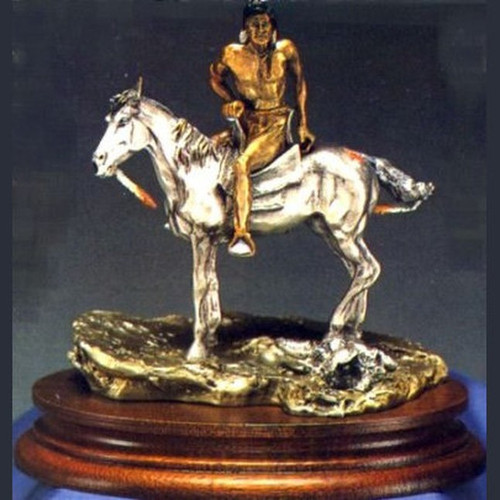 Vigil by Legends Sculptures, Free Shipping, MSRP ($560.00)
