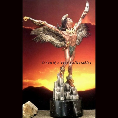 Two Eagles by Legends Sculptures, Free Shipping, MSRP ($825.00)