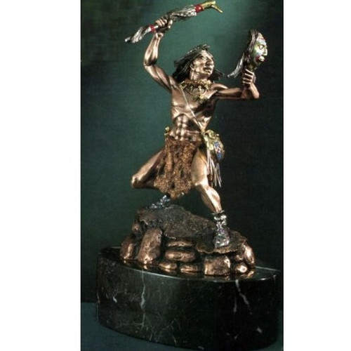False Face by  Legends Sculptures, Free Shipping, MSRP ($550.00)