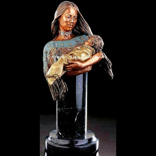 First Born by  Legends Sculptures, Free Shipping, MSRP ($575.00)