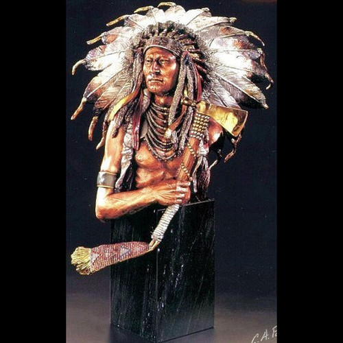 Eminent Crow by  Legends Sculptures, Free Shipping, MSRP ($1,525.00)