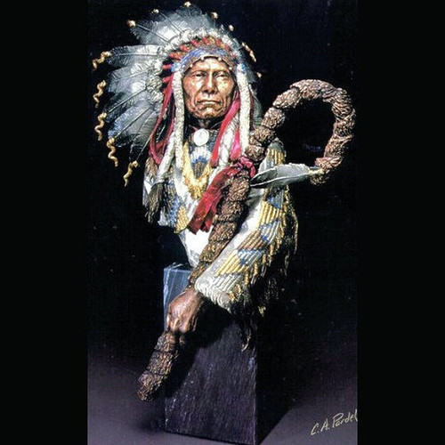 Victorious by Legends Sculptures, Free Shipping, MSRP ($1,950.00)