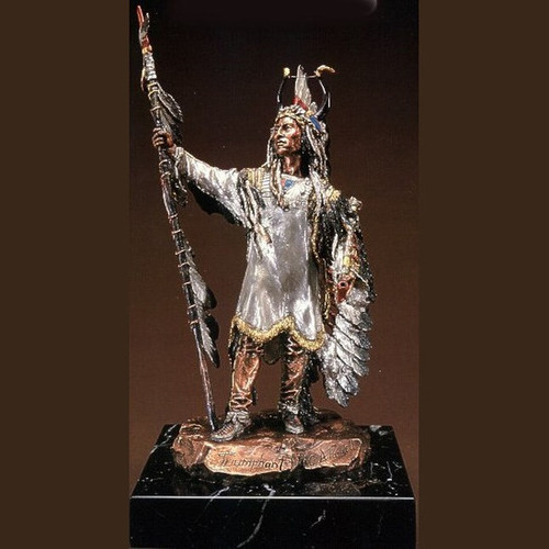 Triumphant by Legends Sculptures, Free Shipping, MSRP ($1,575.00)