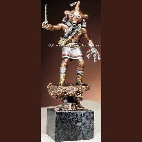 Koyemsi- Kachina by Legends Sculptures, MSRP ($475.00)