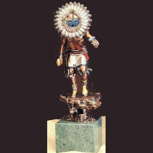 Tawa- Kachina by Legends Sculptures, MSRP ($475.00)