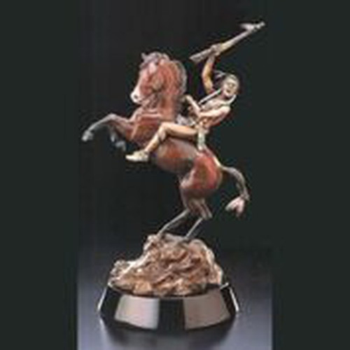 Indomitable-GE by  Legends Sculptures, Free Shipping, MSRP ($1,590.00)