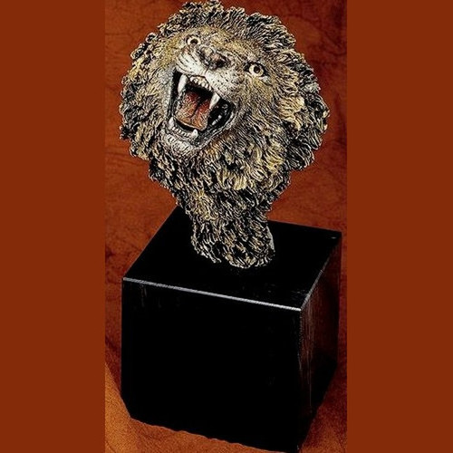 Unchallenged by Kitty Cantrell-Western Wildlife Art, Free Shipping, MSRP ($495.00)