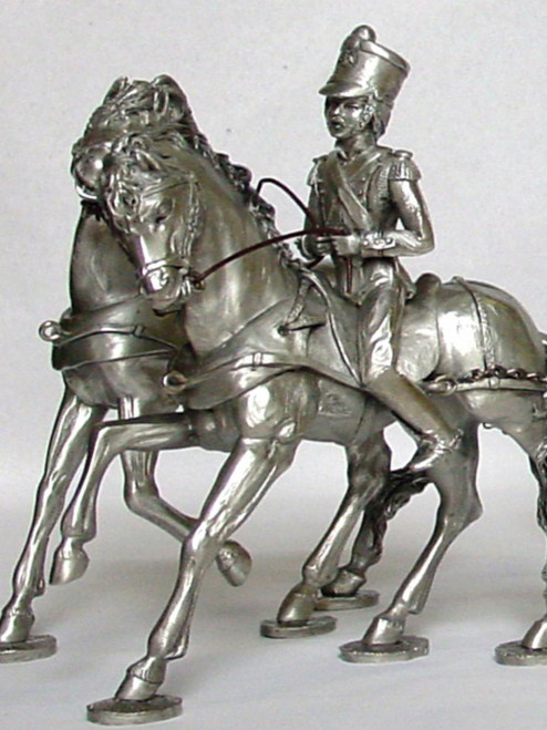 FO 2 Second rang horses of the forge (the pair) by Les Estain Du Prince, Free Shipping, MSRP(553.99)