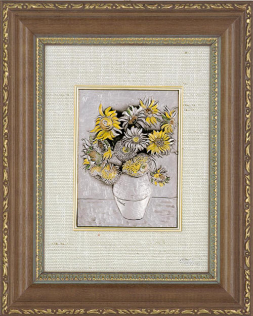 Pewter frame Van Gogh SPP 701 by Les Estain Du Prince, Free Shipping, MSRP(207.09)
