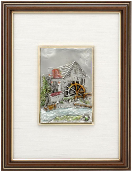 Pewter frame RT 594 by Les Estain Du Prince, Free Shipping, MSRP(157.95)