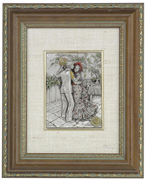 Pewter frame Renoir SPP 726 by Les Estain Du Prince, Free Shipping, MSRP(207.09)