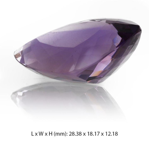 Amethyst Gemstone - Free Cut, Free Shipping, MSRP($84.99)