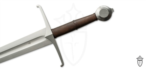 SM36040, Tourney Hand-and-a-Half Knightly Sword - Blunt by Kingston Arms, Free Shipping, MSRP($259.00)