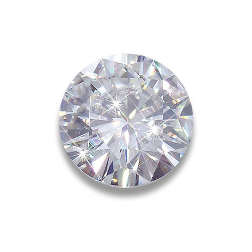 Diamond Gemstone - Round Cut, Free Shipping, MSRP($139.99)