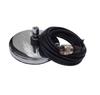 "ProComm JBC115- 5"" Heavy Duty Chrome Magnet Mount with 18' Coax"