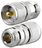 N-Female to UHF-Male PL-259 Coaxial Adapter (RFA-8612)