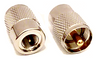 ARS-G529 - UHF-Male PL-259 to Mini-UHF Coaxial Adapter Connector