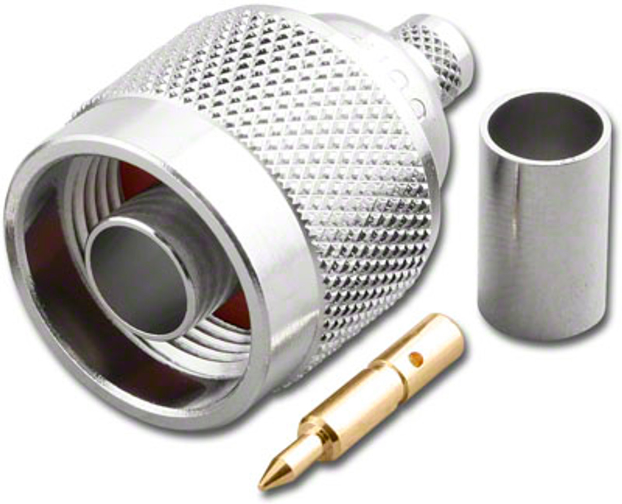 RFN-3629-L240 Type N-Male Plug Coaxial Crimp Connector for LMR-240