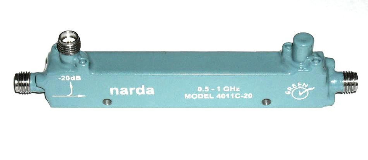 Narda Microwave 4011C-20 dB Directional Coupler