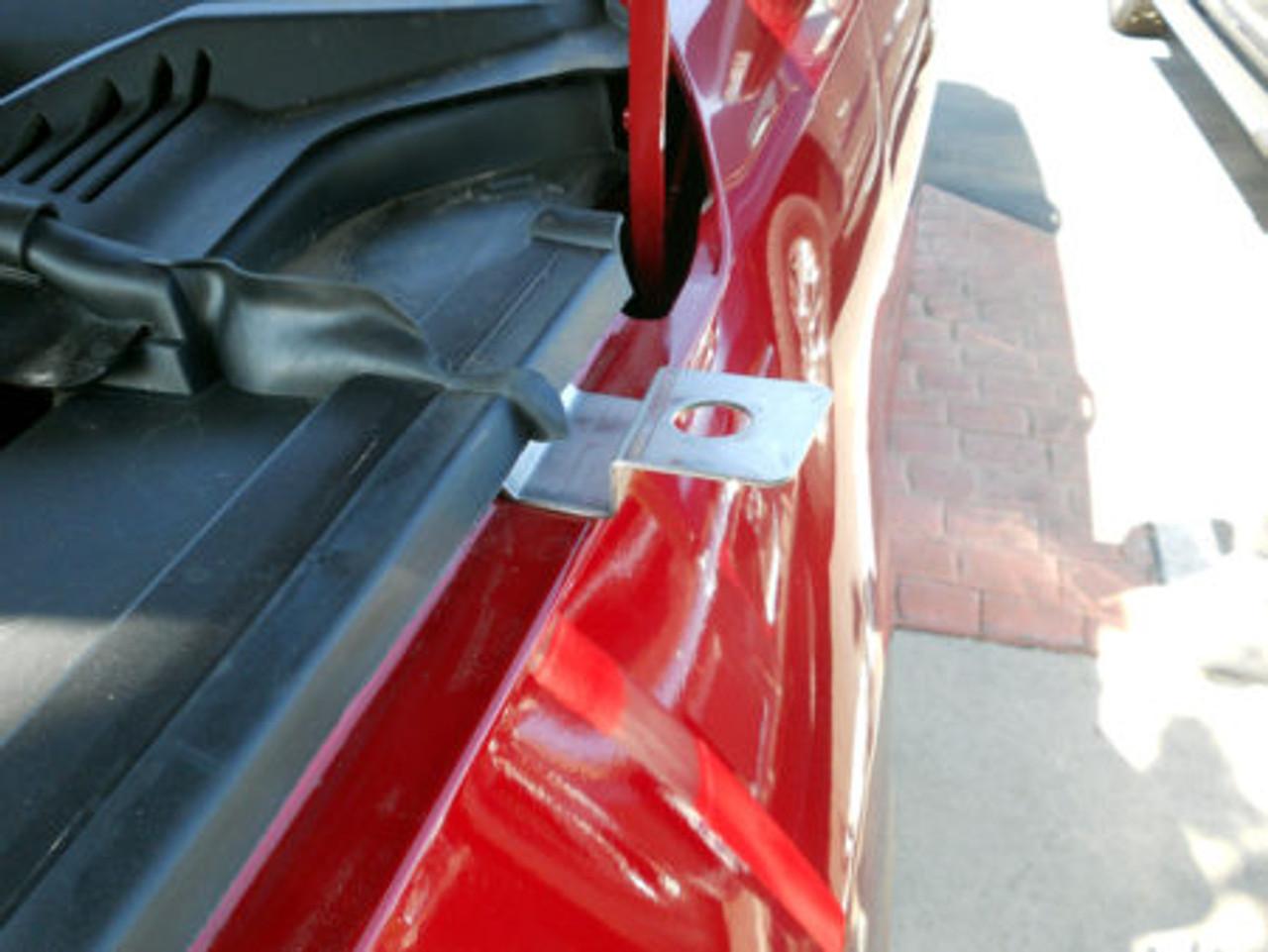 2015-2019 - Ford Explorer - No Hole Antenna Mounting Bracket - EXANTNCG