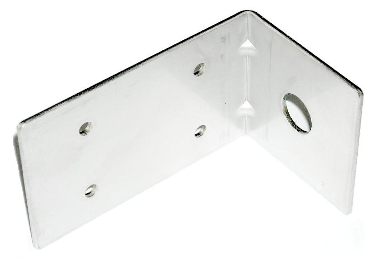 """AM-403 - Stainless Steel Antenna Mounting Bracket - 5/8"""" Mounting Hole"""