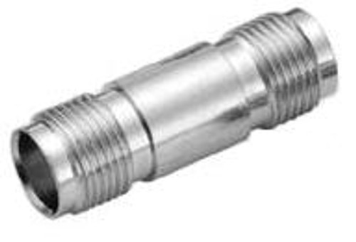 TNC Double Female Barrel Coaxial Adapter Connector