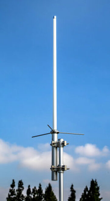 Comet GP-1 - Dual Band 146/446 MHz Ham Radio Base Repeater Antenna GP1