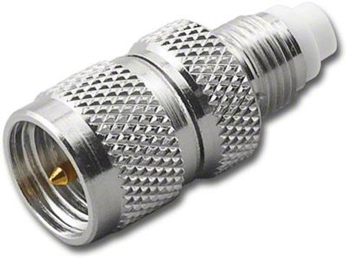 OPEK AT-8017 - FME-Female to Mini-UHF Male Coaxial Adapter Connector