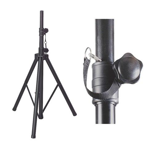 6-Foot Telescoping Aluminum Tripod Stand Black   ARS-TS100K