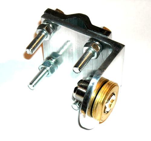 OPEK AM-302-NMO - 3-Way Aluminum Mirror Antenna Mount with NMO