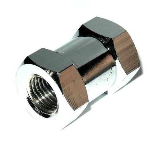 3/8-24 Threaded Double Female Hex Nut for Radio Antenna Mounting
