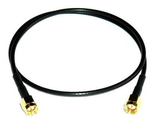 36-Inch Long - SMA-Male to SMA-Male Coaxial Cable Pigtail RG-174