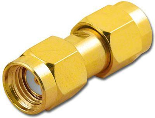 RP-SMA Double Male Barrel Coaxial Adapter - RPA-2480