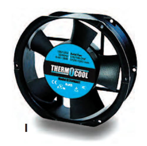 Thermocool Axial Cooling Fan - 120V - Model G17050HAST