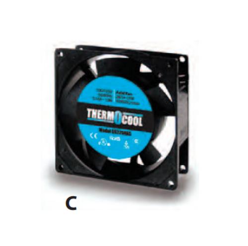 Thermocool Axial Cooling Fan - 120V - Model G9225HAS