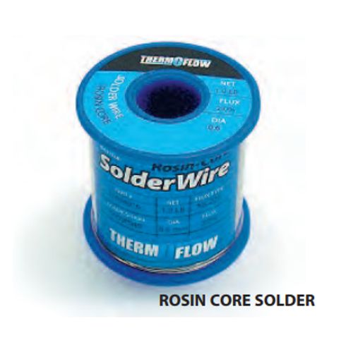 Thermoflow QQ-200 Lead Free Solder - TF6337126 - ½ lb roll
