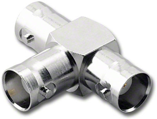 BNC All Female Tee 'T' Coaxial Adapter (BNC-3375)