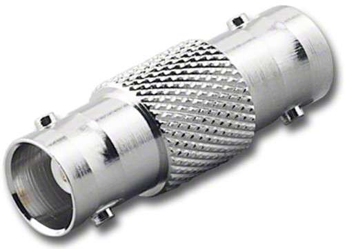 BNC Double Female Barrel Coaxial Adapter (BNC-7314)