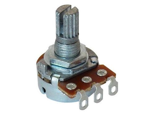1-MEG Audio Taper Pot Potentiometer, 6mm Shaft