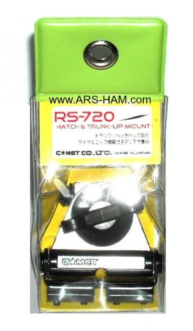 Comet RS-720-NMO - Medium Duty Ham Radio Antenna Lip Mount